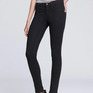Black rag & bone leggings